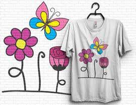 #253 for Graphic Design for Kid's TShirt - 13/06/2021 13:37 EDT af hb2659919