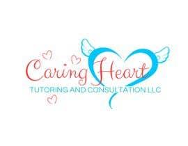 Nro 183 kilpailuun Caring Heart Tutoring and Consultation LLC Business Logo käyttäjältä leonardogouveiac