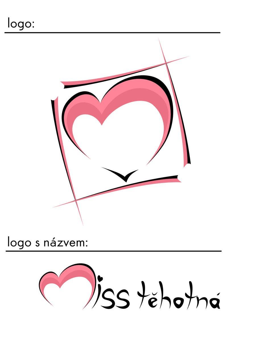 Konkurrenceindlæg #                                        4                                      for                                         Navrhnout logo for Miss Těhotná CZ www.miss-tehotna.cz