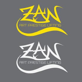 #77 cho Разработка логотипа for ZAN ART PRESTIGE LIFTING bởi sgsicomunicacoes