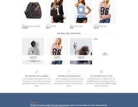 Nro 109 kilpailuun Build me a website and logo käyttäjältä freelancerasraf4