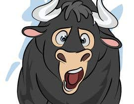 #106 for Cartoon Caricature of a Bull af SherryD45