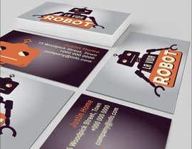 javieranderson tarafından Logo Design for La Vida Robots (www.lavidarobots.org) için no 116