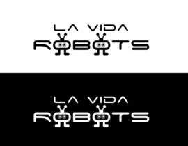 nº 179 pour Logo Design for La Vida Robots (www.lavidarobots.org) par AlphaCeph