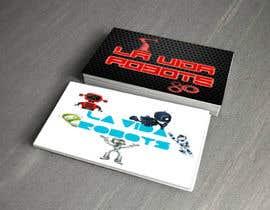 Nro 148 kilpailuun Logo Design for La Vida Robots (www.lavidarobots.org) käyttäjältä shwetharamnath