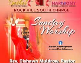 #134 for Church Logo/Poster Revamp - 14/06/2021 01:57 EDT af senfrie