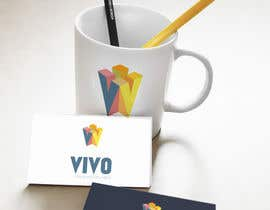 #29 para Develop a Corporate Identity for VIVO por ccakir