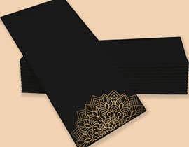 #26 untuk Create 5 Fancy Disposable Dinner Napkin Design oleh Elahehroushan