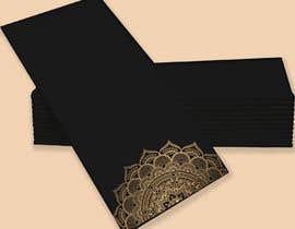 #30 untuk Create 5 Fancy Disposable Dinner Napkin Design oleh Elahehroushan