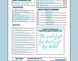 #44 for PDF Templates for Journaling (Printed or digital) af arifhossen21