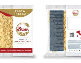 #117 для Pasta film graphic design от AlesCalb