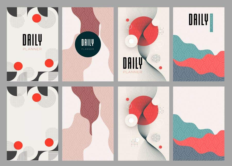 Proposition n°                                        47                                      du concours                                         Design book cover (Cover and redesign our planner)
