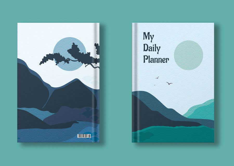 Proposition n°                                        45                                      du concours                                         Design book cover (Cover and redesign our planner)