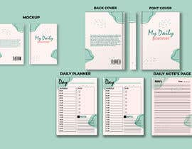 eshubiswas098 tarafından Design book cover (Cover and redesign our planner) için no 71
