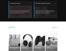 Nro 24 kilpailuun Improve UI/UX design for the website käyttäjältä larisadwisali