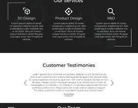 Nro 18 kilpailuun Improve UI/UX design for the website käyttäjältä Saetom
