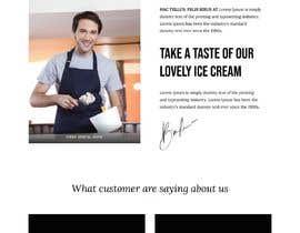 #24 for Website Ideas for Ice Cream shop af moriom2