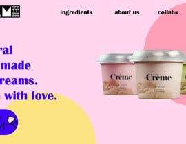 #22 for Website Ideas for Ice Cream shop af senasen
