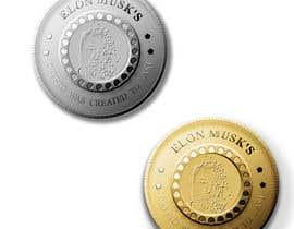 ankgh0110 tarafından Design A Crypto Coin için no 18