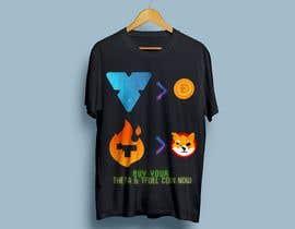 JayDas25 tarafından Design crypto t-shirt için no 9