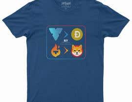 karimrezaul7121 tarafından Design crypto t-shirt için no 95
