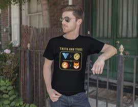 latif8668 tarafından Design crypto t-shirt için no 91