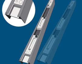#22 for Make a technical line-art drawing of a part. af Sacredartworks