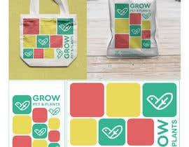 #55 for Design a minimal shopping bag for brand by KWORKSDESIGN