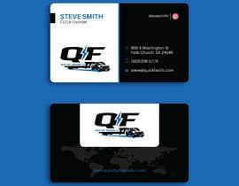 #161 untuk Business Cards for Trucking Company oleh pratikvartak