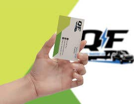#163 untuk Business Cards for Trucking Company oleh sufiyantasdique
