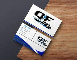 #152 untuk Business Cards for Trucking Company oleh ethunkhan1717