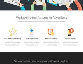 #21 cho Design website for our affiliate network bởi rhmguy
