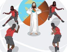 #26 untuk Jesus and The Starting 5 oleh amitroy187