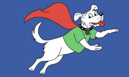 Konkurrenceindlæg #                                        1                                      for                                         Hand Drawing (logo) of ZAM the super dog