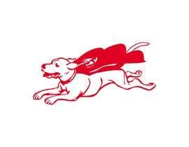 #38 for Hand Drawing (logo) of ZAM the super dog af sharminnaharm