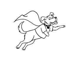 #44 for Hand Drawing (logo) of ZAM the super dog af klsoftware99