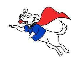 #34 for Hand Drawing (logo) of ZAM the super dog af okasatria91