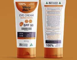 Nro 84 kilpailuun Design a Sunscreen Tube Packaging! käyttäjältä shopifixonline