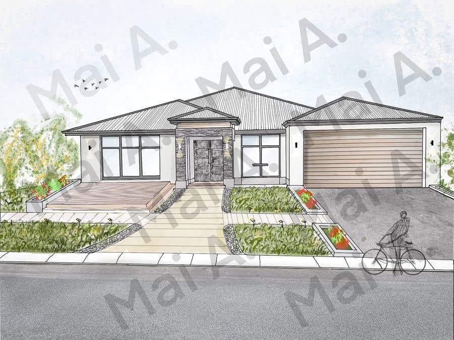Proposition n°                                        36                                      du concours                                         Housefront Design