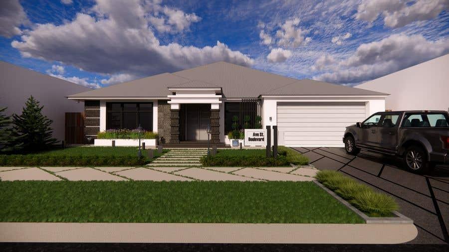 Proposition n°                                        38                                      du concours                                         Housefront Design