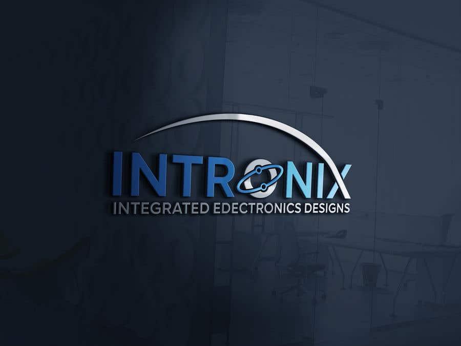 Kilpailutyö #                                        33                                      kilpailussa                                         InTronix corp. Identity
