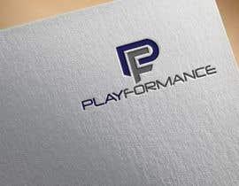 nº 190 pour logo for playformance sports coaching par mstanw985