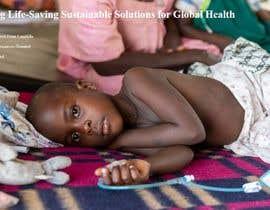 SIAM285 tarafından WordPress photo/home page info layout assistance (for global aid organization) için no 6