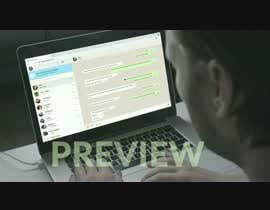 Nro 11 kilpailuun Add Composite WhatsApp Shots onto Laptop Screen for Movie (more shots offered to winner) käyttäjältä bdmizanur71