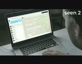 Nro 24 kilpailuun Add Composite WhatsApp Shots onto Laptop Screen for Movie (more shots offered to winner) käyttäjältä arproduction101