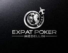 Nro 383 kilpailuun Expat Poker Logo käyttäjältä fahadmiah244