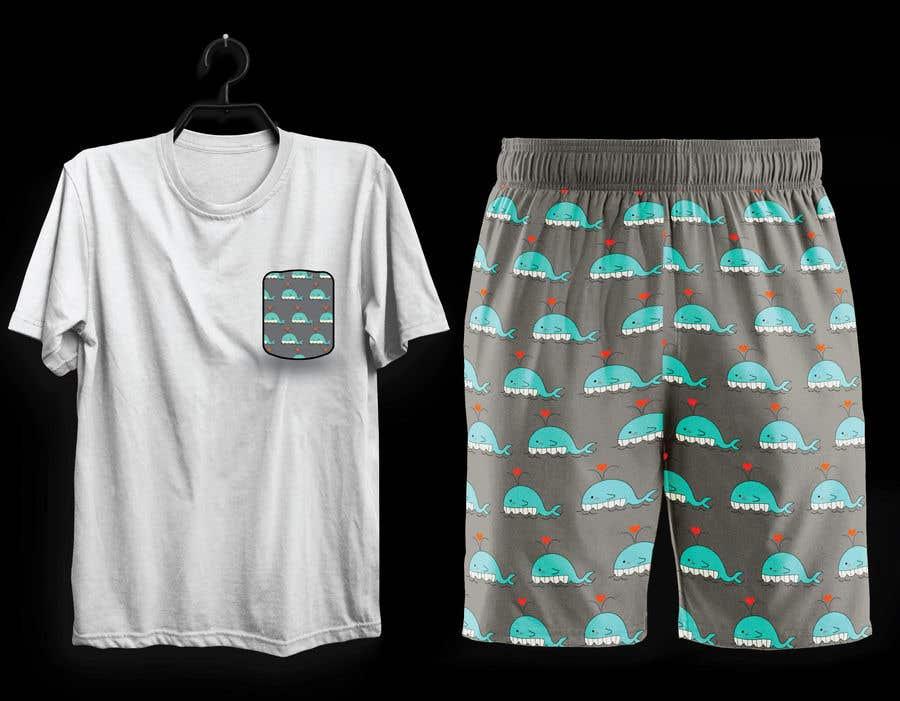Bài tham dự cuộc thi #                                        65                                      cho                                         Mens swim suit with pocket shirt matching design!