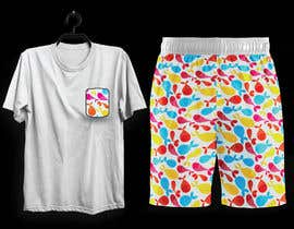 #67 cho Mens swim suit with pocket shirt matching design! bởi samiislam624