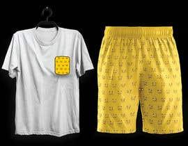 #68 cho Mens swim suit with pocket shirt matching design! bởi samiislam624