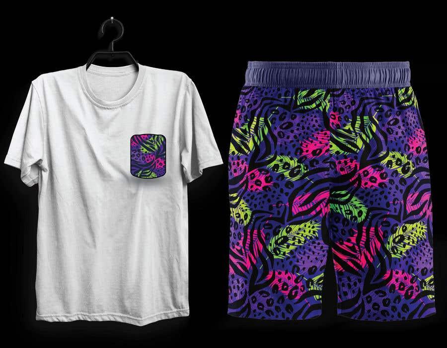 Bài tham dự cuộc thi #                                        69                                      cho                                         Mens swim suit with pocket shirt matching design!